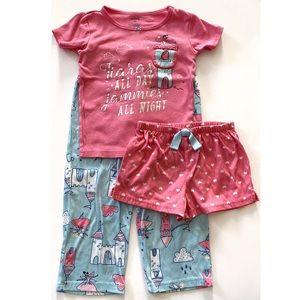 Carter's Princess Pajama Set Size 5T